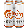 Carlsberg Export Lager Beer 4 x 500ml