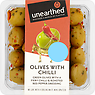 Unearthed Olives with Chilli 230g