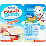 Munch Bunch Double Up Fromage Frais Strawberry Banana 4 x 85g (340g)