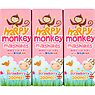 Happy Monkey Strawberry Milkshake 9 x 200ml