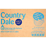 Country Dale Half Fat 12ml Long Life Portions x 120