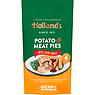 Holland's 4 Potato & Meat Pies