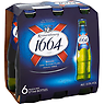 Kronenbourg 1664 Lager Beer 6 x 275ml Bottles