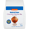 Supercook Foodservice Reduced Sugar Chocolate Mousse Mix 1kg