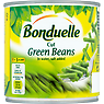 Bonduelle Cut Green Beans in Water, Salt Added 400g