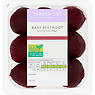 Waitrose & Partners Baby Beetroot in a Mild Malt Vinegar 250g