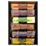 Quorndon Flapjack Company 30 Individually Wrapped Flapjacks Chocolate Caramel Flavour Flapjack