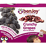 Benjoy Wise Nutrition Crunchy Grapes 4 x 11g