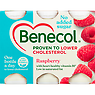 Benecol Raspberry No Added Sugar Yogurt Drink 6 x 67.5g (405g)