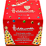 Holdsworth Chocolates Christmas Cube of Assorted Chocolates