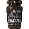 Whole Earth Limited Edition Chocolate & Hazelnut Smooth Peanut Butter 340g