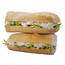 Greggs Roast Chicken Mayonnaise Baguette