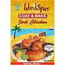 Island Spice Coat & Bake Jerk Chicken Twin Pack Hot & Spicy 224g