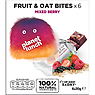Planet Lunch Fruit & Oat Bites Mixed Berry 6 x 20g