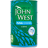 John West Tuna Chunks in Brine 4 x 160g