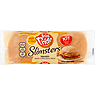Irish Pride Slimsters Squares White & Wholemeal Bread 164g