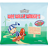 Hall's Wee Willie Winkie's Mini Pork Skinless Sausages 300g