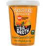 Yorkshire Provender The Big Broth Richard's Carrot & Red Lentil Soup with Fresh Parsley 600g