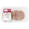 Cranberry Foods 4 Fresh Turkey Burgers 454g