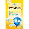 Twinings Pure Camomile 20 Single Tea Bags 30g
