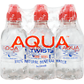 Aqua Twist 100% Natural Mineral Water Still 6 x 330ml