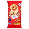 Hula Hoops Puft Salted Flavour Crisps 15g