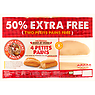 Country Kitchens Bakery 4 Petits Pains 360g