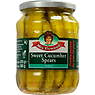 Mrs Elswood Sweet Cucumber Spears Pickled 670g