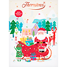 Thorntons Advent Calendar 93g