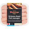 Westaways 18 Honey Roast Pork Sausages 1.2kg