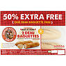 Country Kitchens Bakery 2 Demi Baguettes 360g