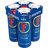 Foster's Lager Beer 4 x 568ml Pint Cans