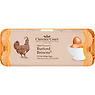 Clarence Court Mabel Pearman's Burford Browns 10 Free Range Eggs with Deep Brown Coloured Shells
