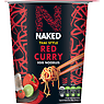 Naked Noodle Egg Noodles Thai Red Curry 78g