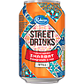 Rubicon Street Drinks, Sharbat - Pomegranate & Rose Still Juice 330ml Can