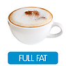 Costa Coffee Cappuccino (Full Fat Milk)
