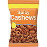 UK Snacks Spicy Roasted Cashew Nuts 30g