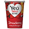 Yeo Valley Organic Strawberry 450g