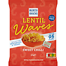 Burts Snacks Lentil Waves Sweet Chilli 20g