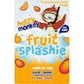 Happy Monkey Fruit Splashie Tropical Juice Drink 4 x 180ml