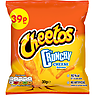 Cheetos Crunchy Cheese Snacks 39p PMP 30g