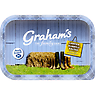 Graham's The Family Dairy Lighter Slightly Salted Spreadable Scottish Butter 250g