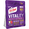 SlimFast Advanced Vitality Strawberry + Blueberry Burst Vegan Meal Replacement Shake 450g