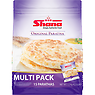 Shana Original Paratha Multi Pack 15 Pieces 1.2kg