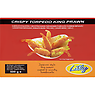 Lilly Crispy Torpedo King Prawn 500g
