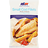Ocean Pearl Small Cod Fillets Skinless & Boneless 1.5kg (1.2kg net)