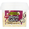 Instant Ingredients Chopped Fresh Garlic 50g