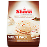 Shana Wholemeal Chapatti Multi Pack 20 Pieces 800g