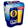 Fosters 4 X 500ml