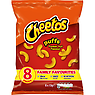 Cheetos Puffs Flamin' Hot Snacks 8x13g